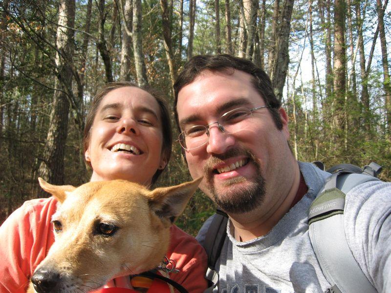 Greeter Falls Hike