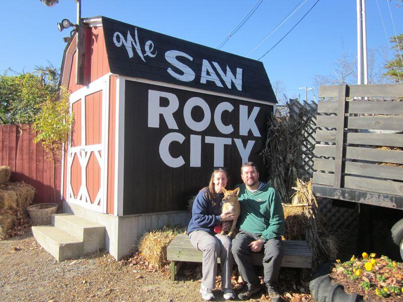 Rock City Finale