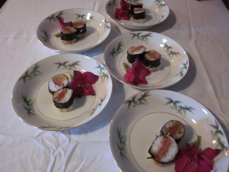Judges Plate