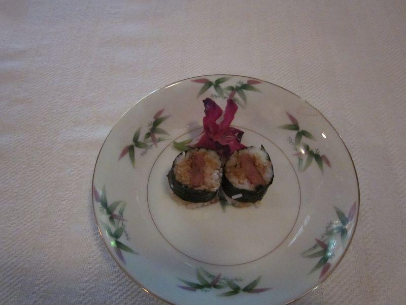 Final plate