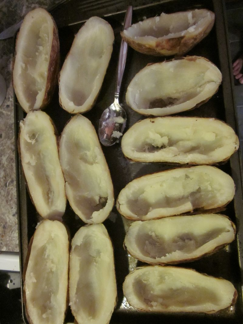 Potato Shells