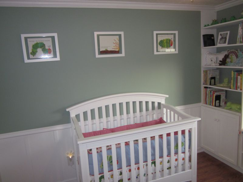 Along The Back Wall Now You Can See True Beginnings Of His Theme Eric Carle S Very Hungry Caterpillar I Did Take An Oversized Board Book And