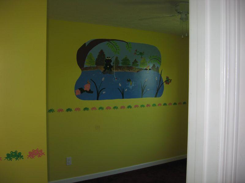 Frog Bedroom 1