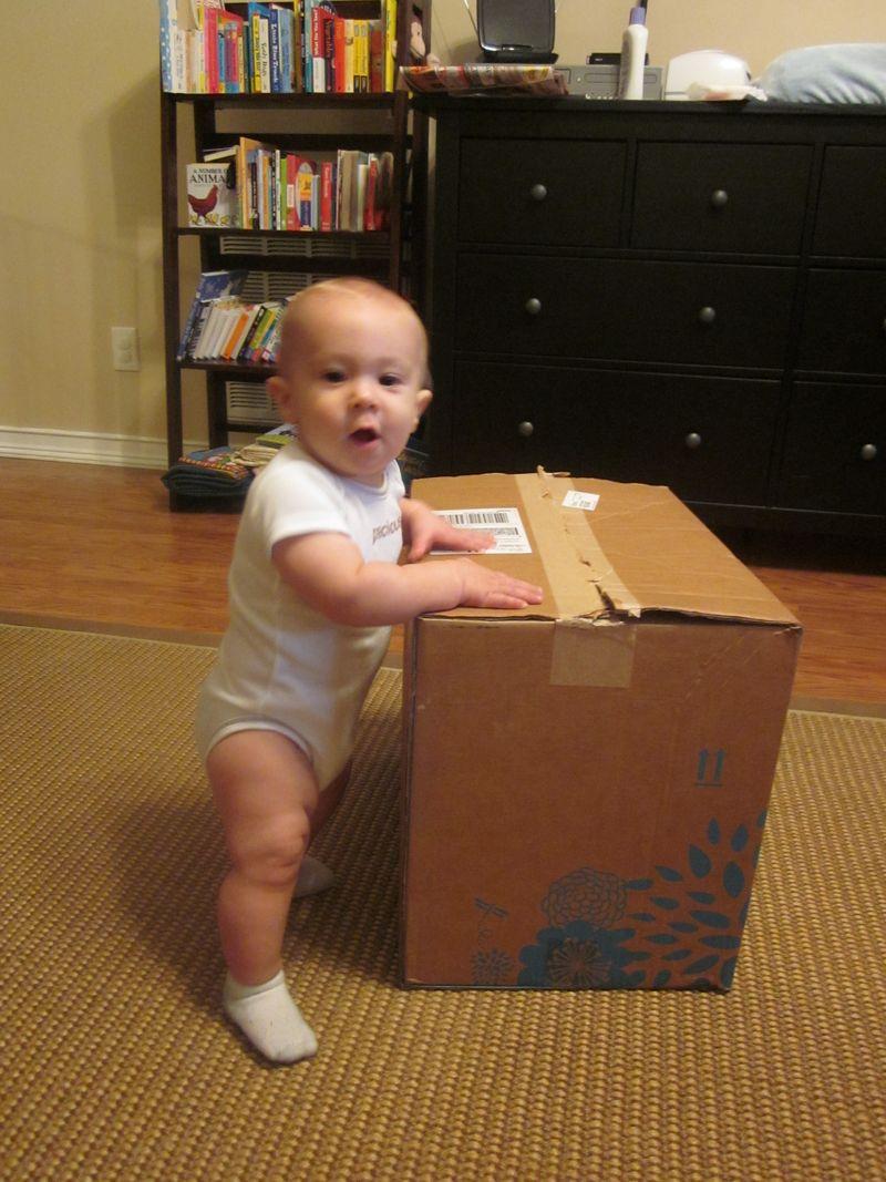 I got a box