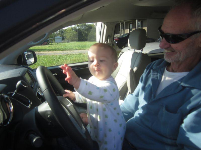 Driving w Gpa